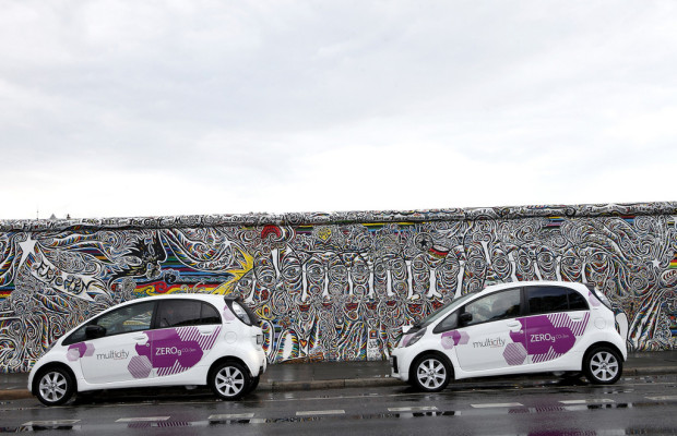 Citroen erweitert Carsharing in Berlin