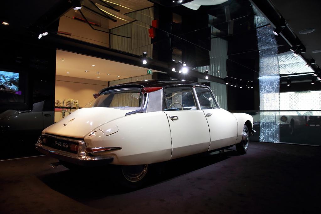 Citroen präsentiert Autos wie Haute Couture