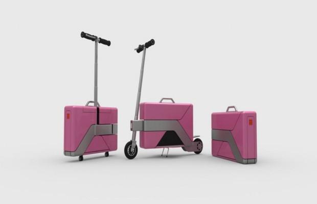 Commute Case - Der rasende Aktenkoffer