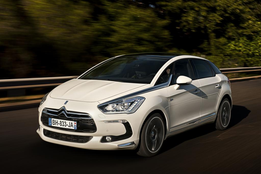 Das in Deutschland schwächelnde Citroën-Spitzenmodell DS5 wird mit einem neuen 180-PS-Motor beflügelt