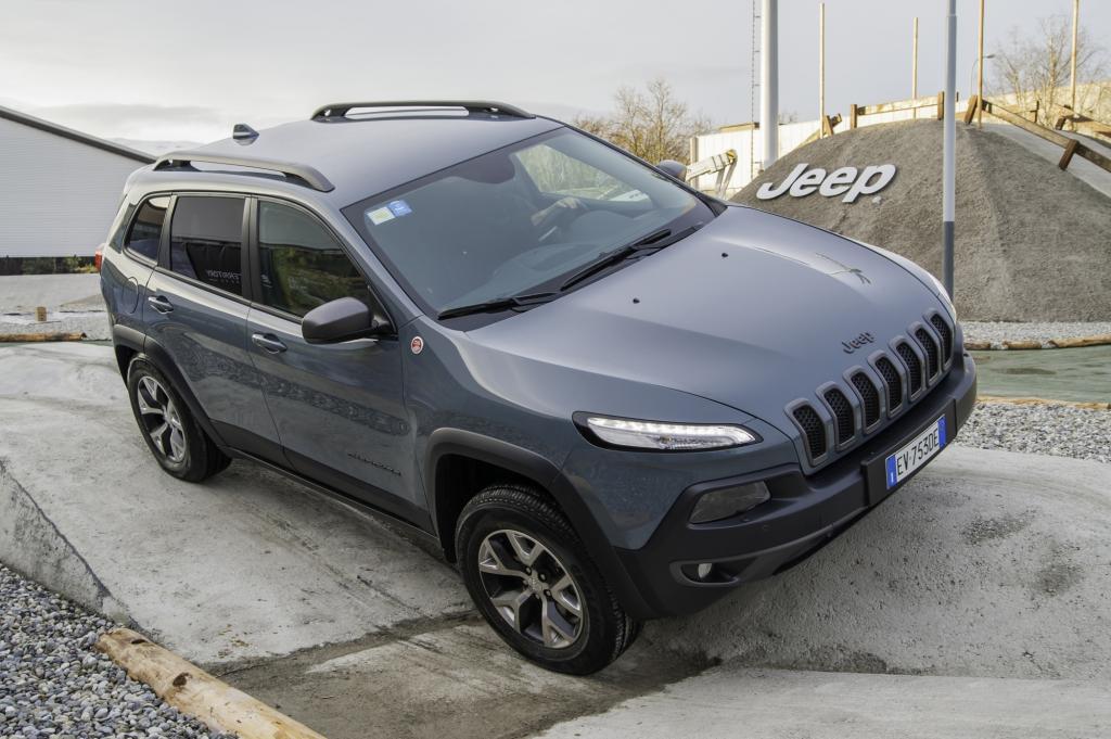 Der Cherokee will ein echter Jeep sein