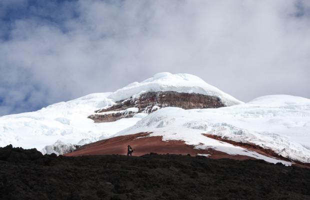 Der Cotopaxi in Ecuador: Auf dem vulkanischen