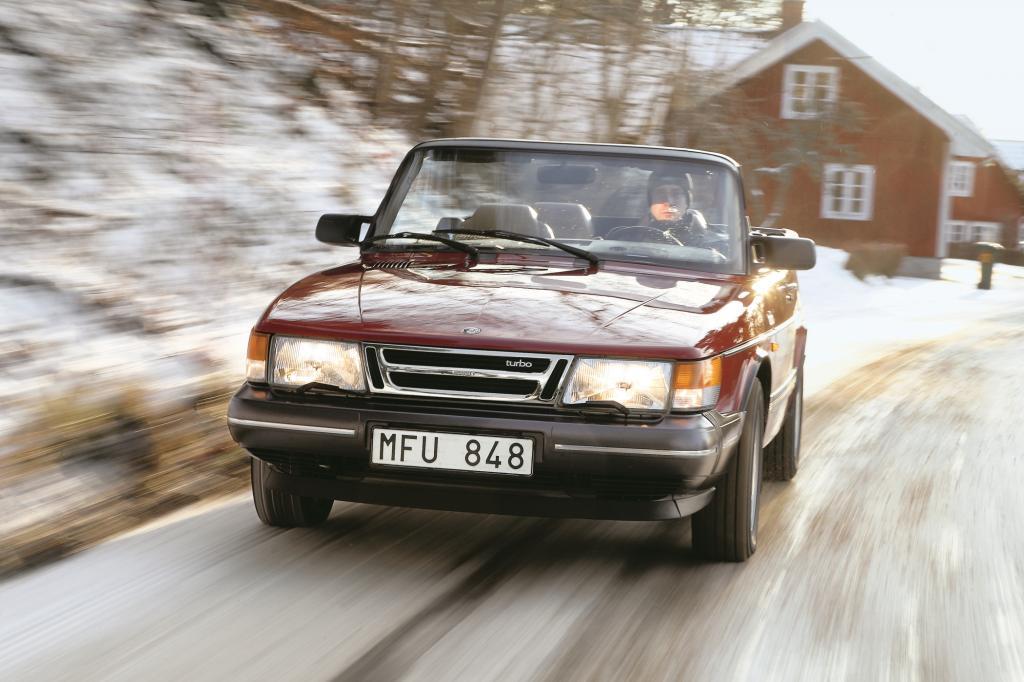 """Der Impuls den Saab 900 als Cabrio zu bauen, kam laut """"Oldtimer Markt"""" aus den USA"""