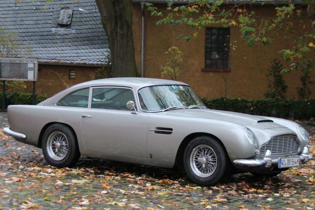 Der Klassiker wurde von 1963 bis 1965 nur gut 1.000-mal gebaut Foto: © David Brown Automotive