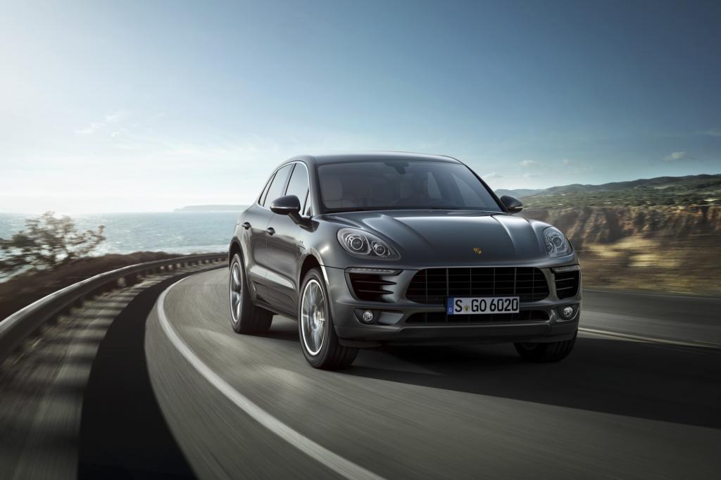 Der Macan könnte nicht nur für die Zuffenhausener neue Standards im beliebten Segment der kompakten und mittleren SUV setzen. - Foto Porsche