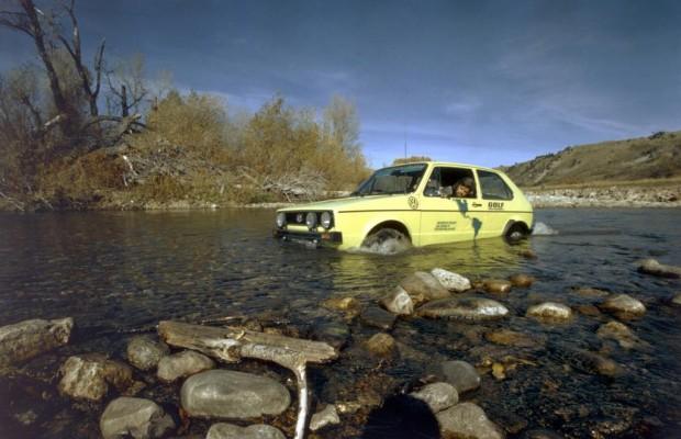 Der Ur-Golf: Von Alaska nach Feuerland