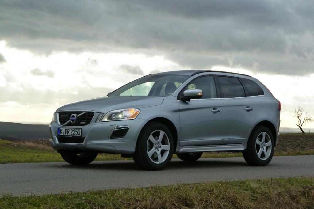 Der Volvo XC60 tritt gegen Audi Q5 und Co. an
