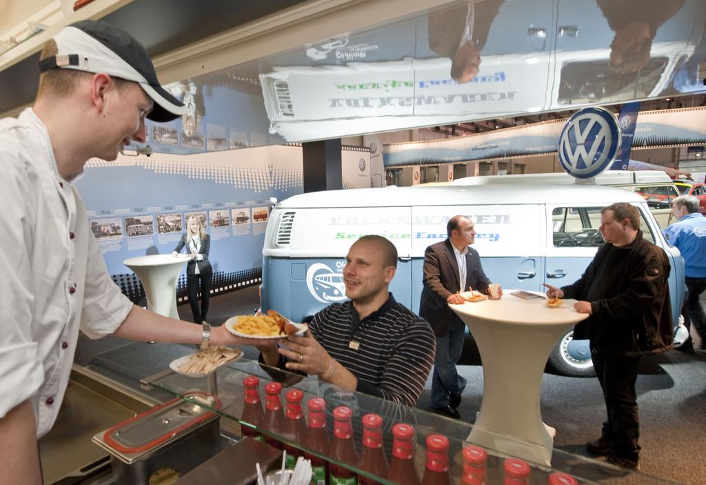 Der erfolgreichste VW-Originalteil wird 40