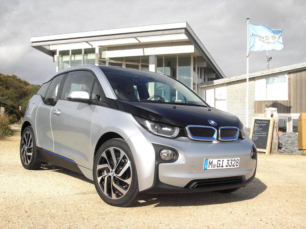 Die BMW-i-Modelle, hier i3, sind Basis für einen Technologietransfer ...