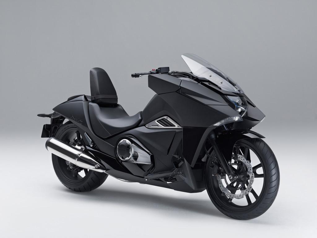 Die Fortführung der DN: Honda NM4 Vultus