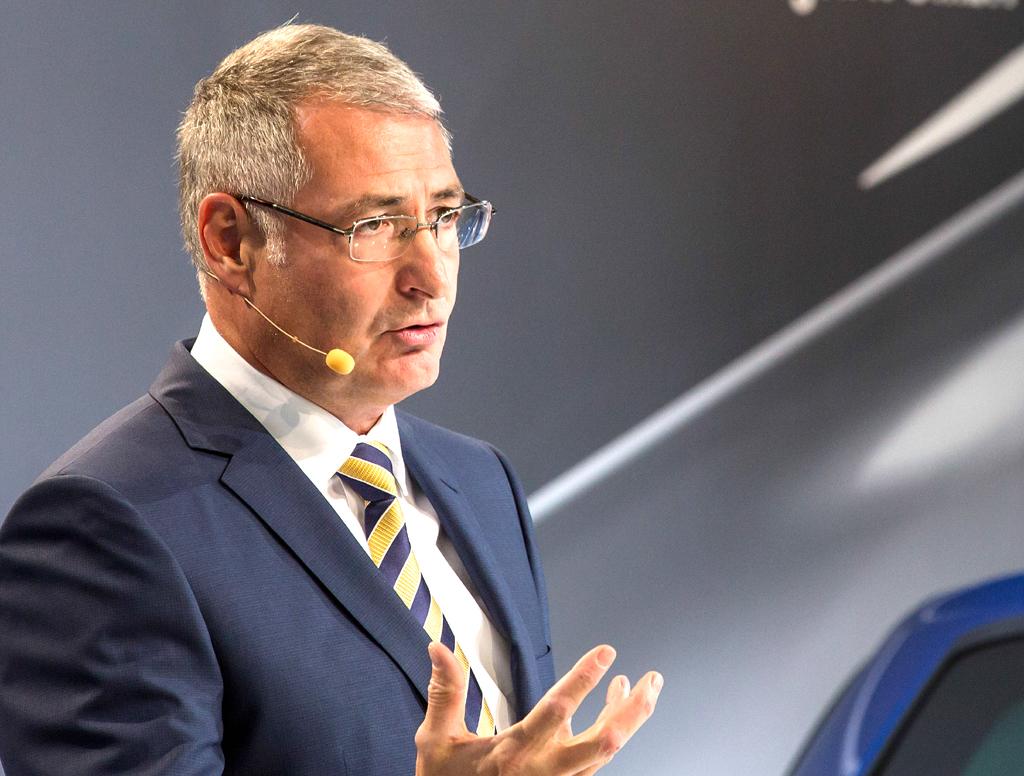 Dr. Heinz-Jakob Neußer ist inzwischen der oberste Entwickler bei VW.