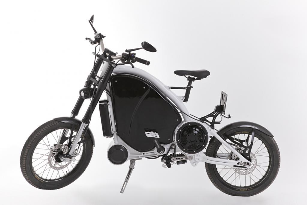 E-Bike: Mit den Füßen Gas geben - Foto: eROCKIT