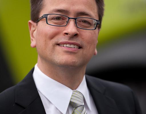 Eberhardt leitet Claas-Kommunikation