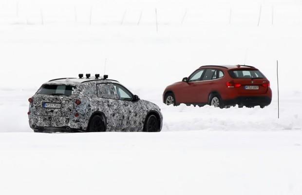 Erwischt: Erlkönig BMW X1 - Treffen der Generationen