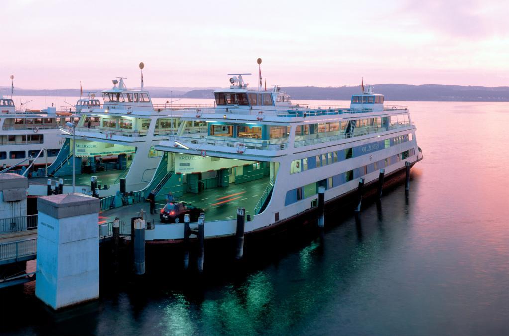 Fährschiffe reduzieren Schwefelausstoß