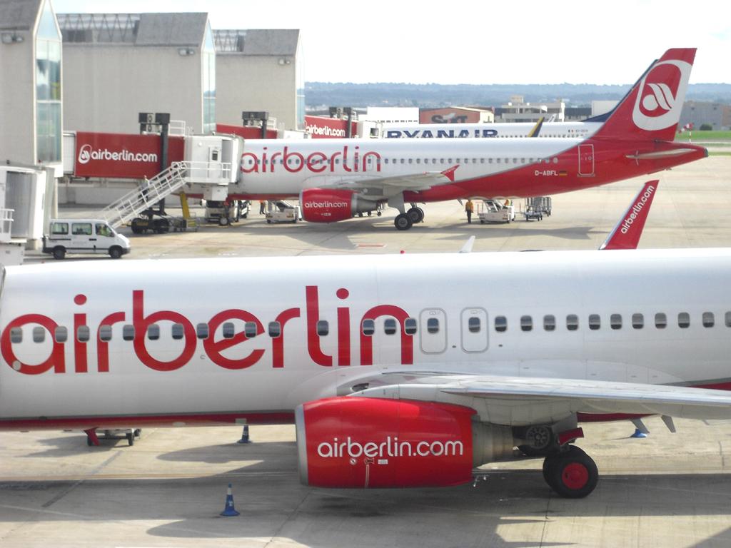 Für AirBerlin ist Palma de Mallorca eine Drehscheibe.
