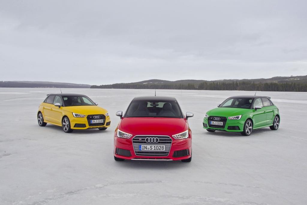 Fahrbericht: Audi S1 - Scharfes S