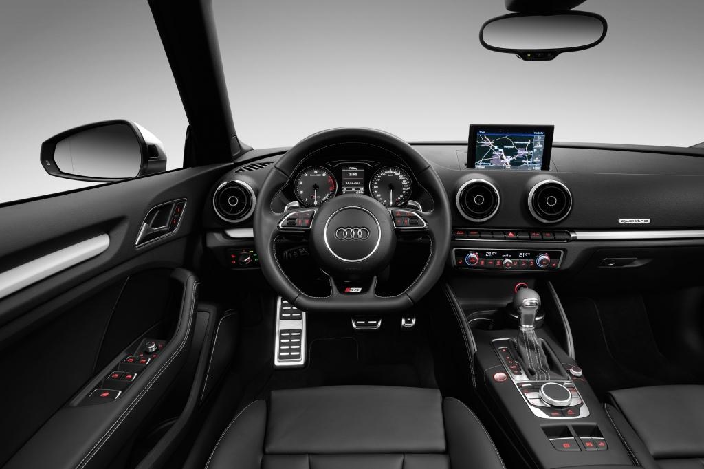Fahrbericht: Audi S3 Cabriolet - S-Open