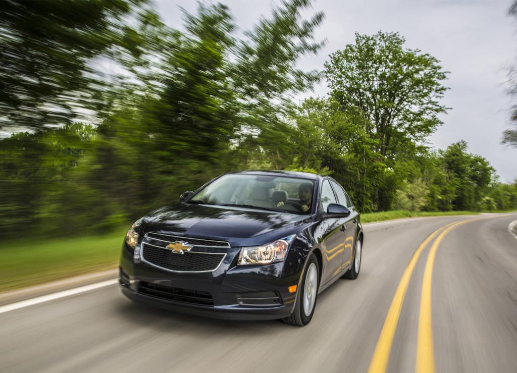Fahrbericht Chevrolet Cruze SW und Orlando: Fette Beute