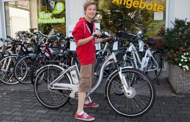 Fahrradmarkt - E-Bikes boomen weiter