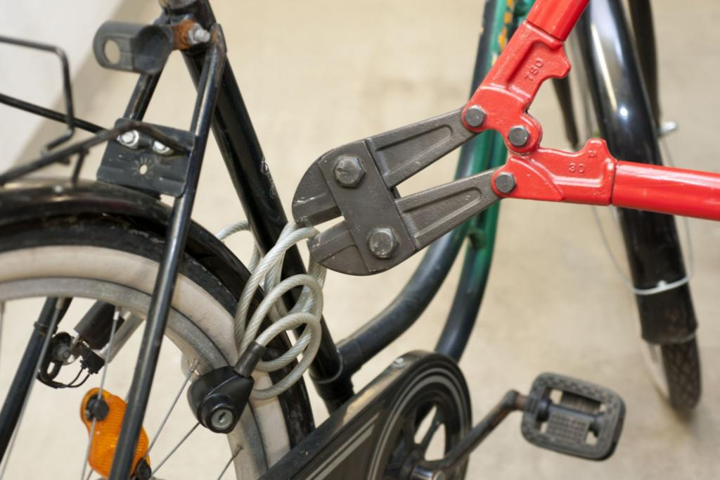 Fahrradschlösser im Test - Ein Kinderspiel für Diebe