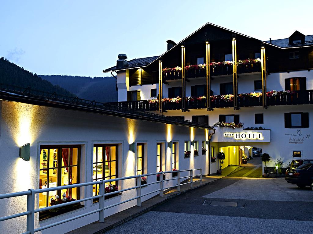 Familiengeführt: Das Engel Spa & Resort in Welschnofen.