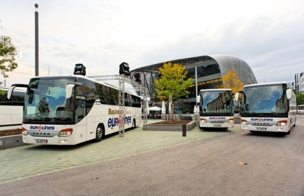 Fernbus-Verkehr - Starkes Wachstum beim Liniennetz