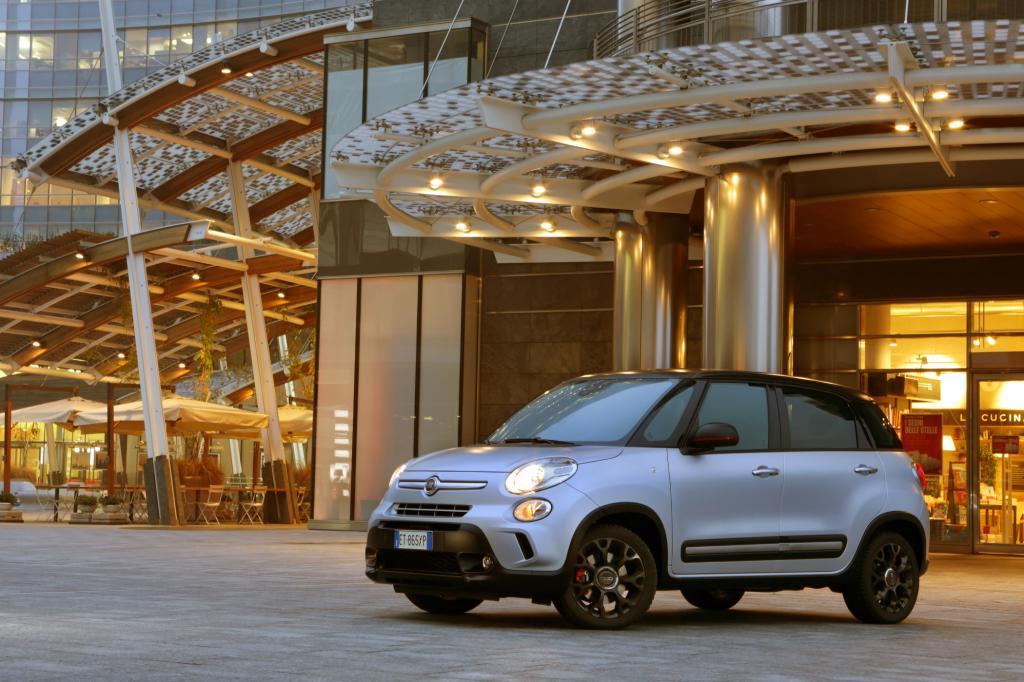 Fiat 500er-Familie - Putzmunter und lautstark unterwegs