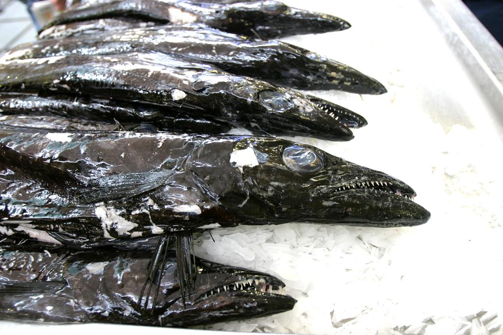 Fisch spielt auf dem gesamten Archipel natürlich eine große Rolle.
