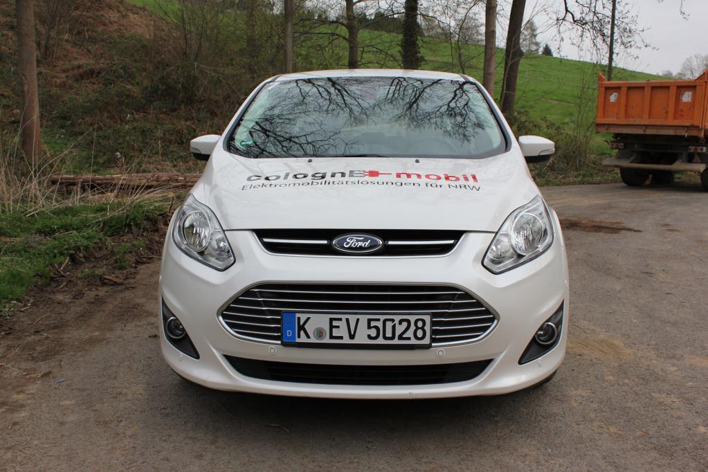 Ford C-Max Energi: Sparen geht anders