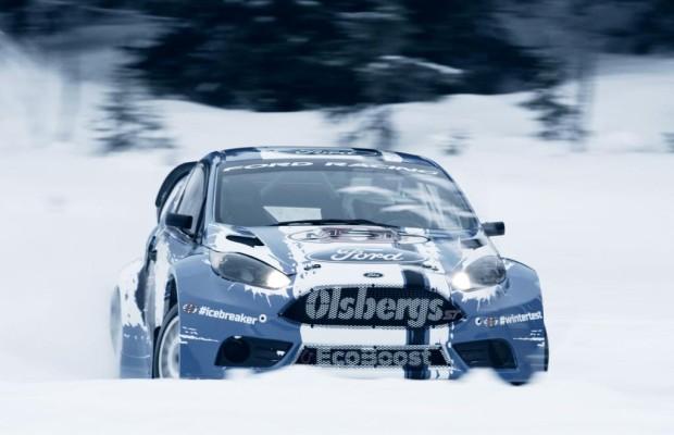 Ford Fiesta Rallyecross: Schneller als die Formel 1
