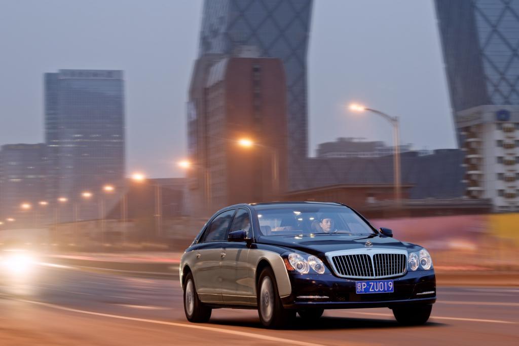 Foto © Maybach - Eine Marke mit großer Geschichte – die jedoch längst vergessen war, als sich Daimler 2002 zur Wiederbelebung von Maybach als Luxussparte entschloss.