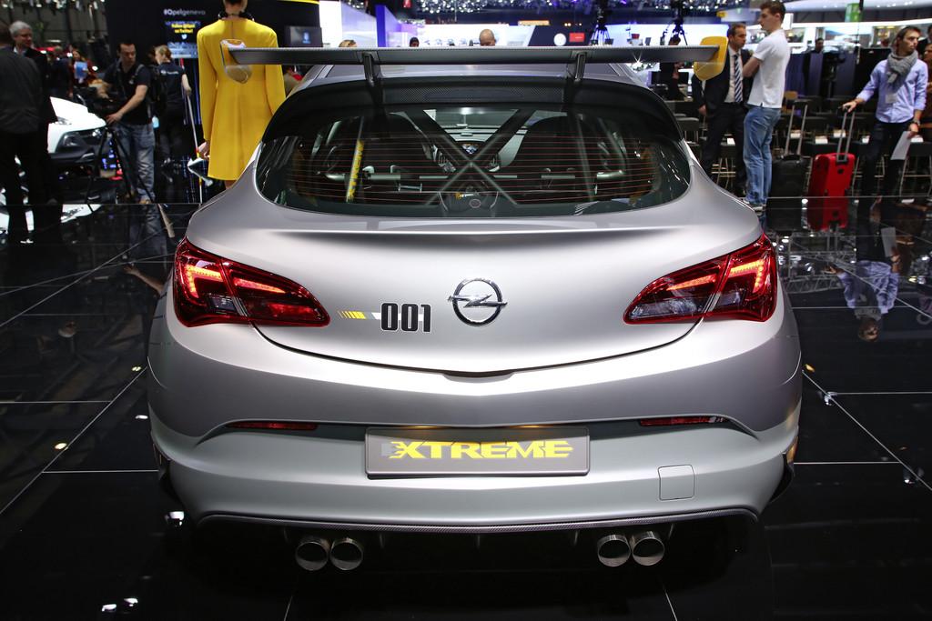 Genf 2014: Auch Opel ist bald