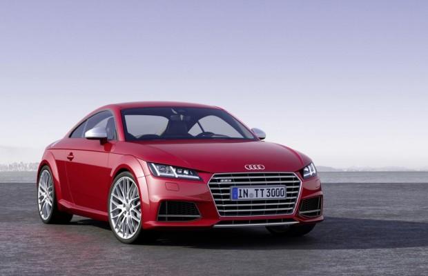 Genf 2014: Audi TT - Zum Sprung bereit