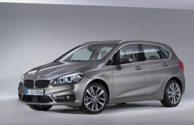 Genf 2014: BMW 2er als kompakter Van