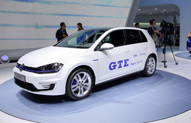 Genf 2014: Der GTI unter den Plug-in-Hybriden