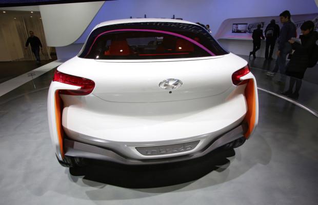 Genf 2014: Der Intrado blickt in Hyundais Zukunft