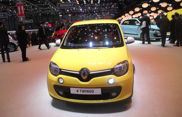 Genf 2014: Der Twingo wird smarter