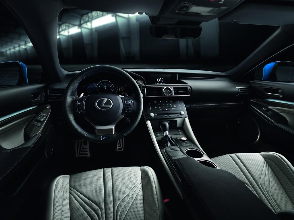 Genf 2014: Europapremiere des Lexus RC als Hybrid und Benziner