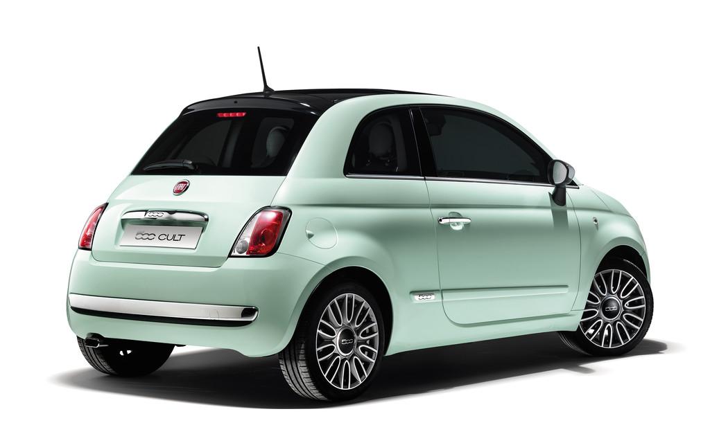 Genf 2014: Fiat 500 wird noch kultiger