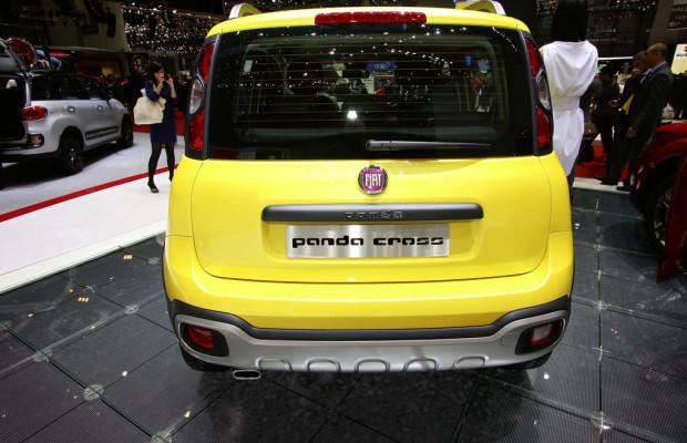 Genf 2014: Fiat Panda als Offroader