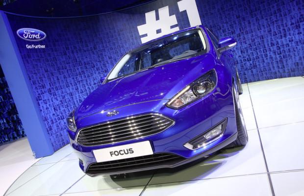 Genf 2014: Ford Focus mit neuem Gesicht