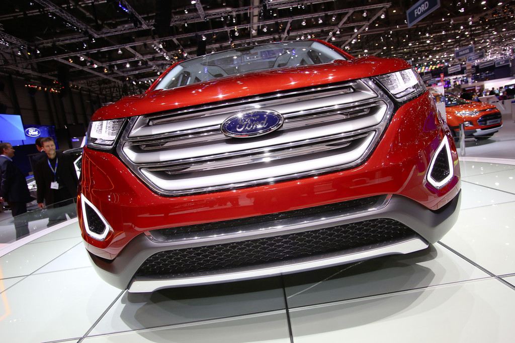 Genf 2014: Ford hört beim Kuga noch nicht auf