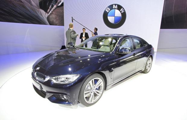 Genf 2014: Gran Coupé erweitert BMW 4er-Reihe