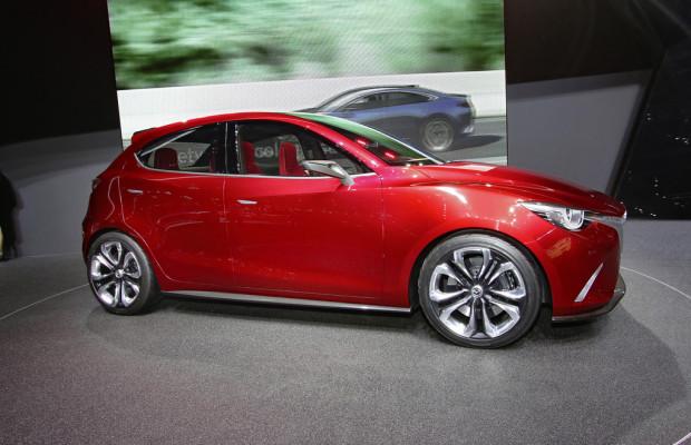 Genf 2014: Hazumi – der nächste Mazda2 ?