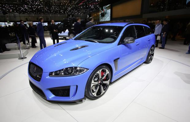 Genf 2014: Jaguar XFR-S Sportbrake – willkommen im Club