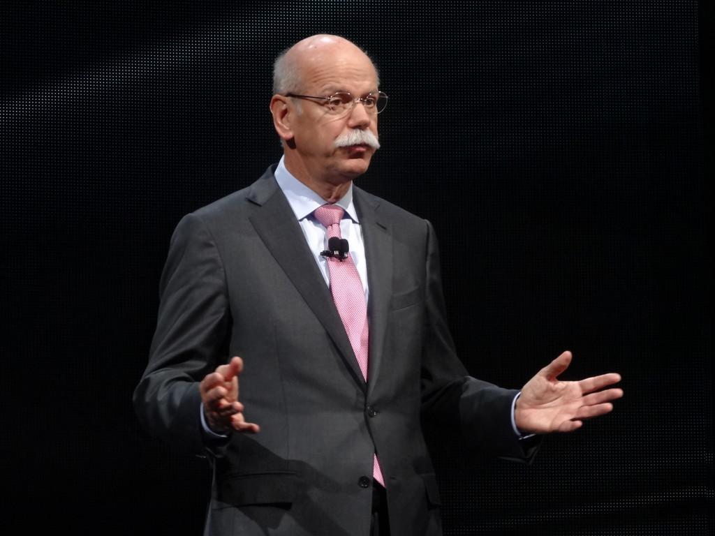 Genf 2014: Mercedes-Benz mit