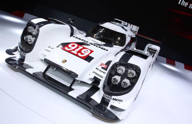 Genf 2014: Mit dem 919 Hybrid kehrt Porsche nach Le Mans zurück