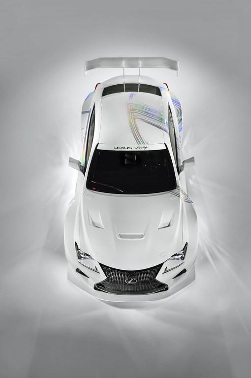 Genf 2014: Mit dem Lexus RC F GT3 in den Rennsport