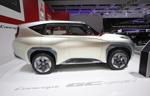 Genf 2014: Mitsubishi stellt GC-PHEV vor